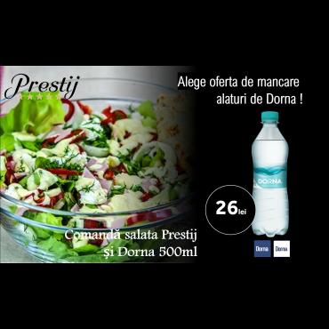 Salata Prestij + Dorna 500ml