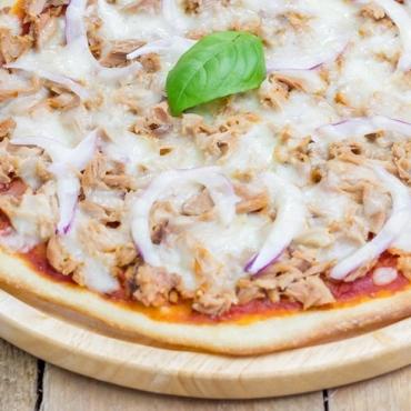 Pizza Tono e Cipola